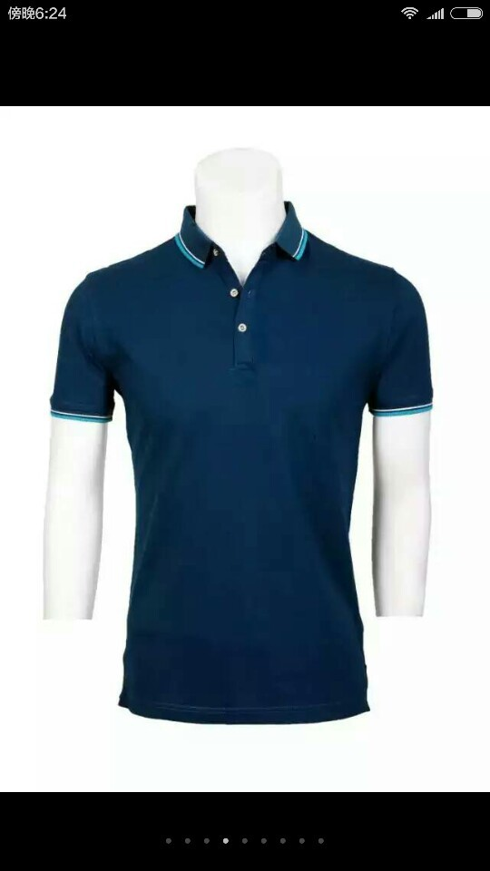 新款莱赛尔棉精品T恤衫