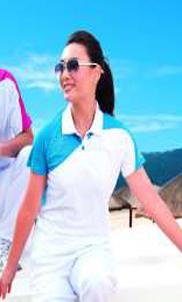 运动春夏男女休闲圆领T恤 吸湿短袖速干衣